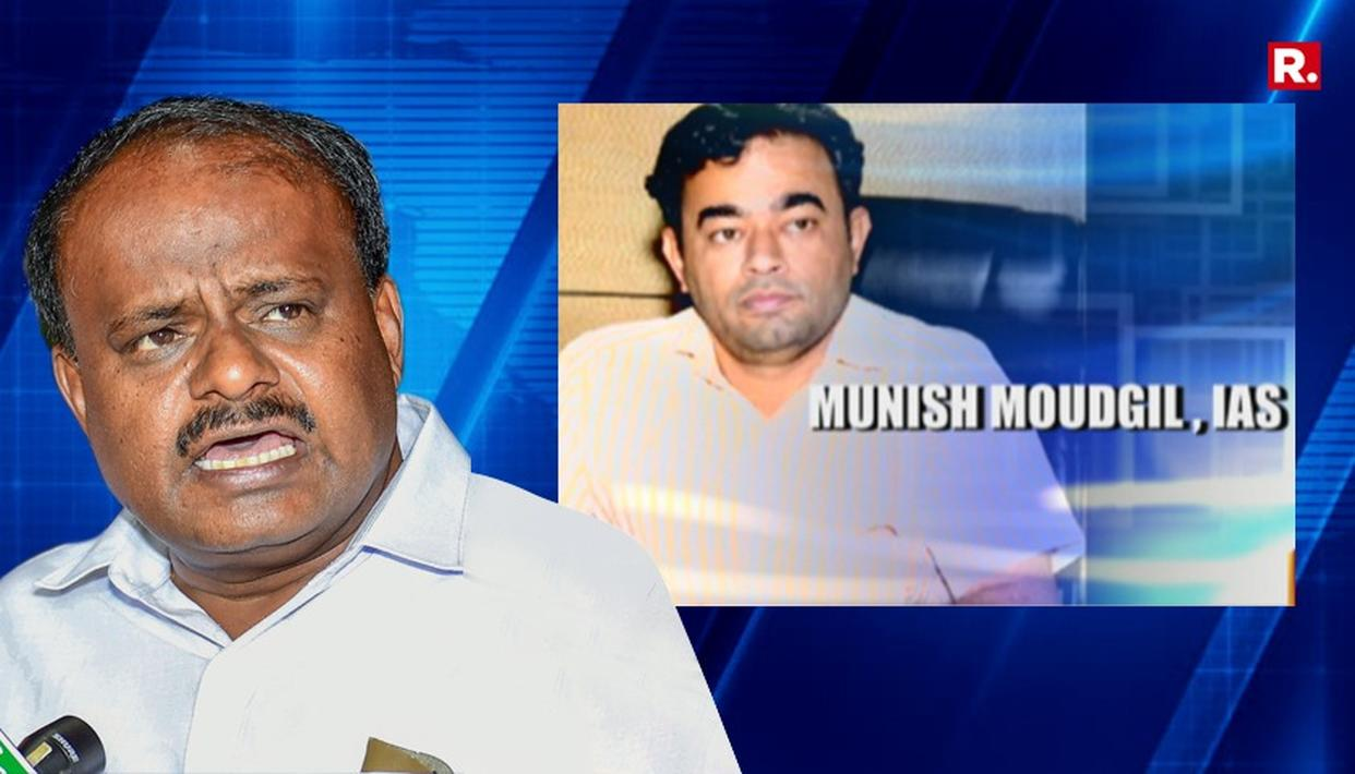 IF YOU DON'T OBEY, WILL TRANSFER YOU: HDK