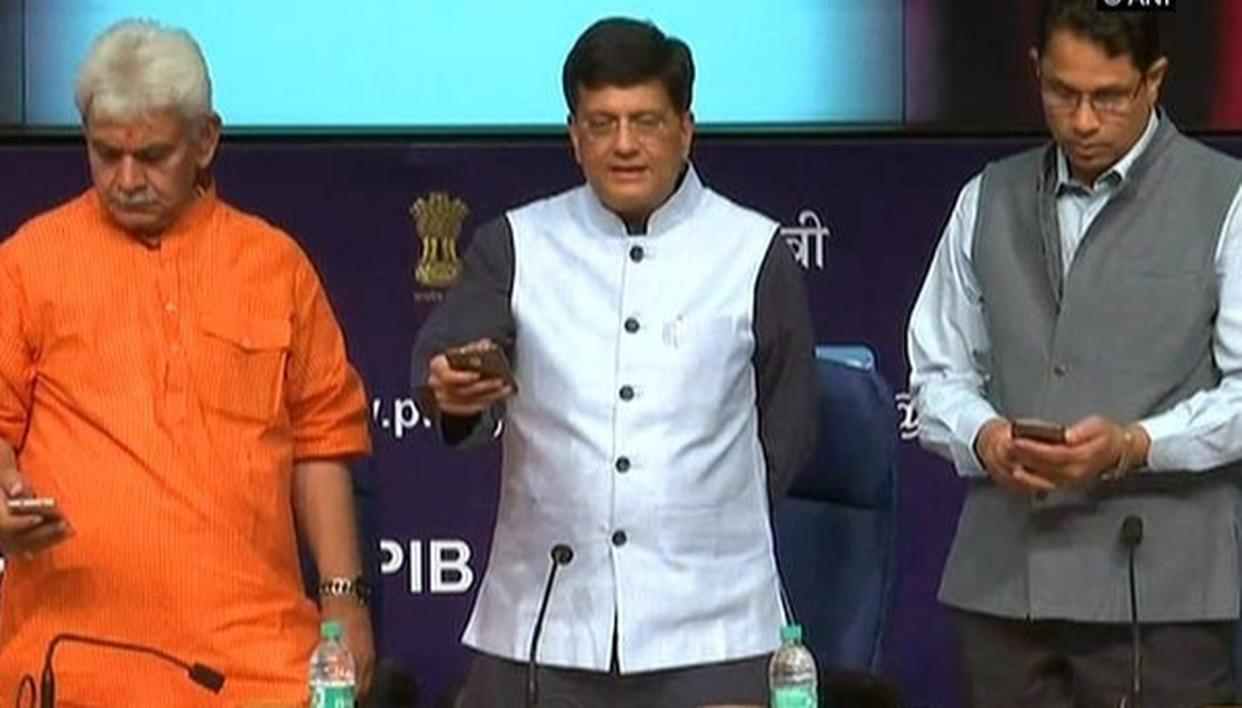 RAILWAY LAUNCHES TWO MOBILE APPLICATIONS
