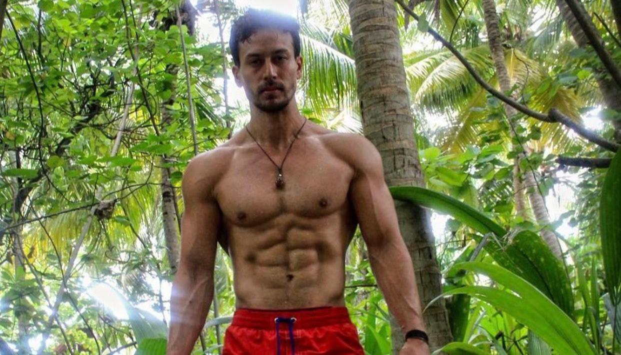 TIGER SHROFF LEADS THE RACE