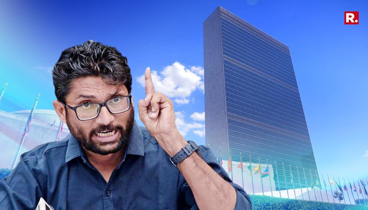 DEPLORABLE: MEVANI BACKS UN REPORT