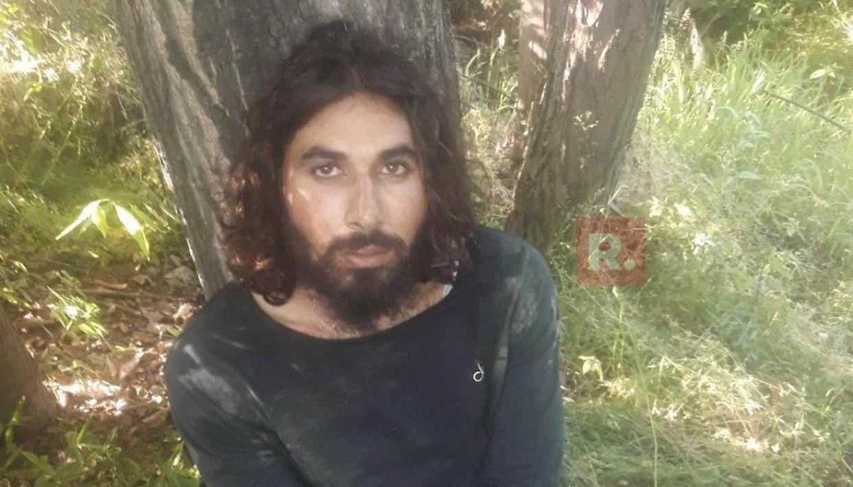 TERRORISTS RELEASE AURANGZEB'S LAST PHOTO