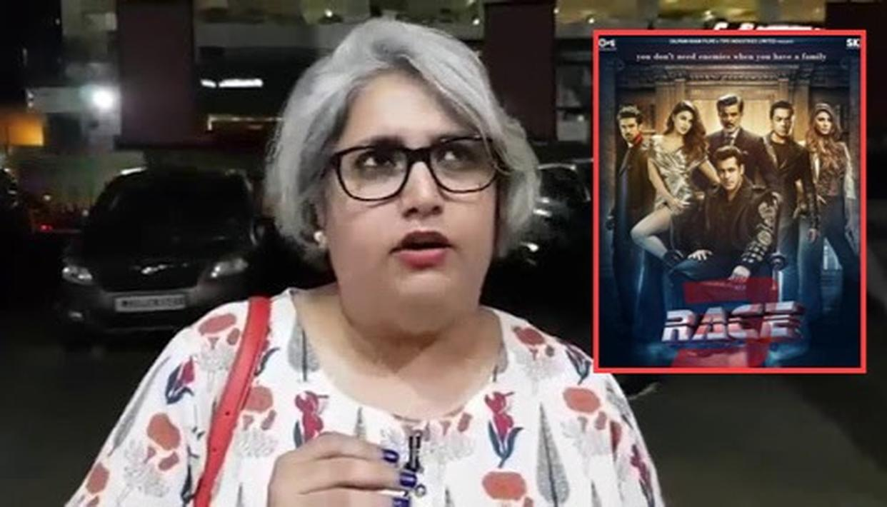 RACE 3 REVIEW BY SAVAGE AUNTY
