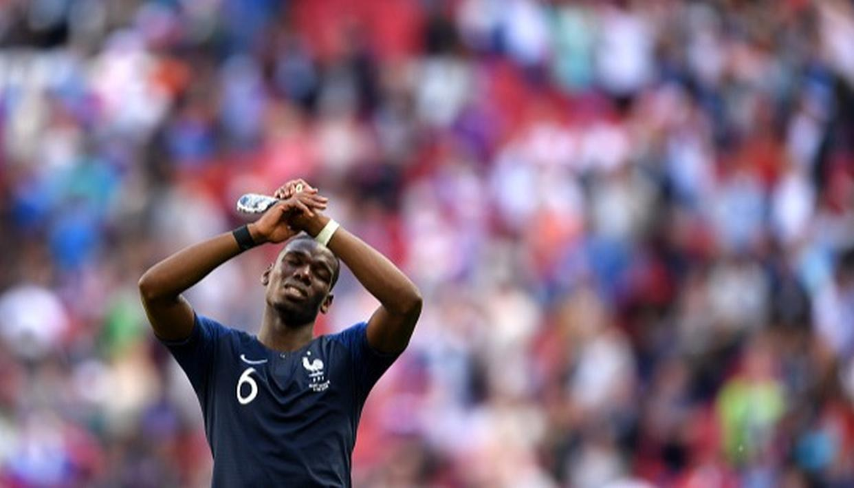 WORLD CUP: POGBA'S GOAL STRIPPED OFF