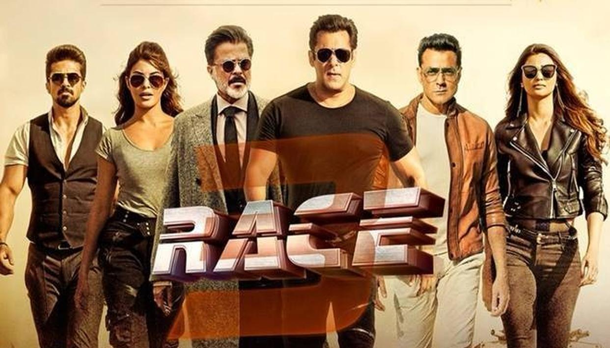'RACE 3' MINTS RS. 100 CRORE