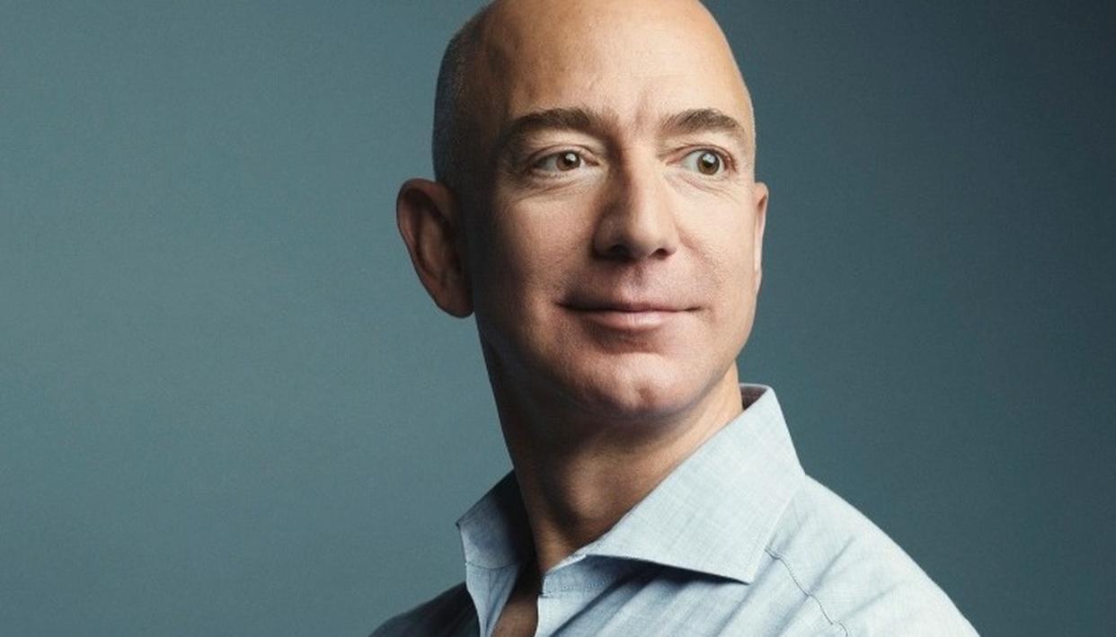 AMAZON CEO, NOW THE RICHEST MAN