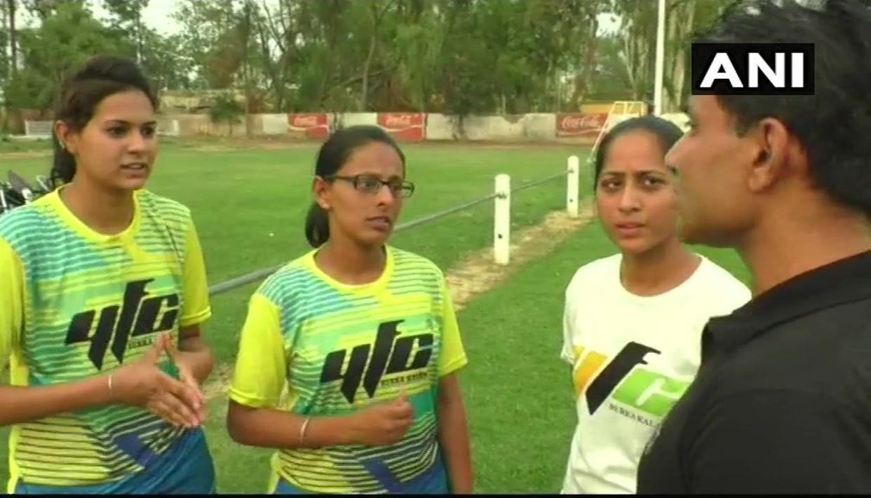 THREE GIRLS FROM INDIA TO BE A PART OF FOOTBALL WORLD CUP 2018