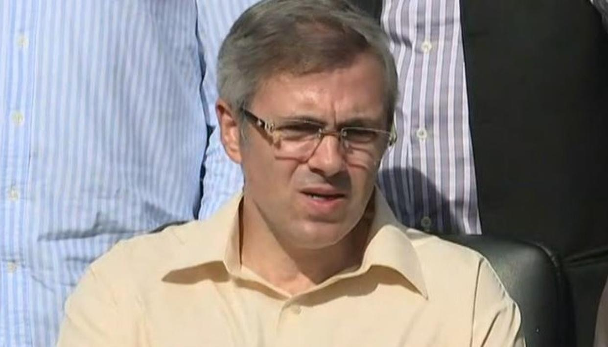 NOT TALKING TO ANYONE: OMAR ON FORMING J&K GOVT