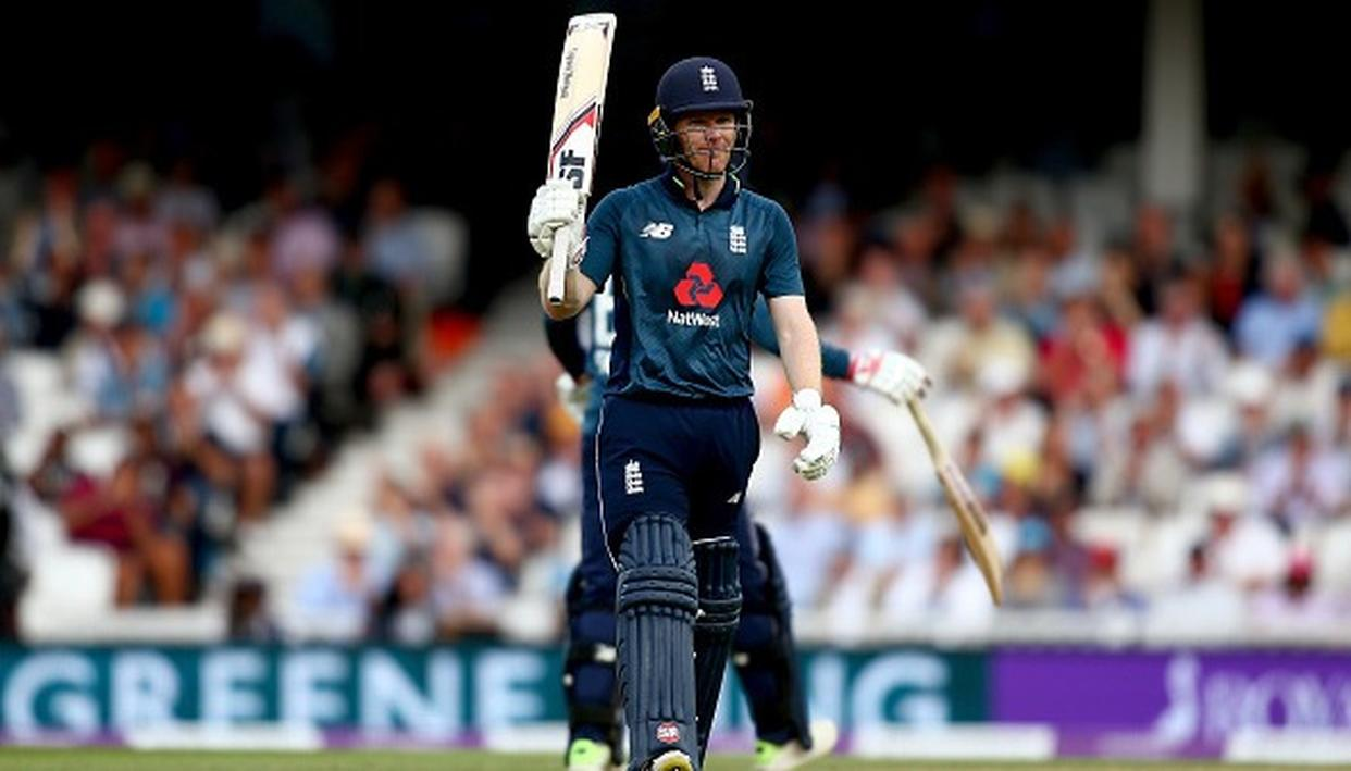 EOIN MORGAN CREATES RECORDS