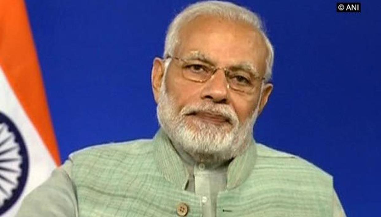 MODI TO UNVEIL SEVERAL DEVELOPMENT PROJECTS IN MP