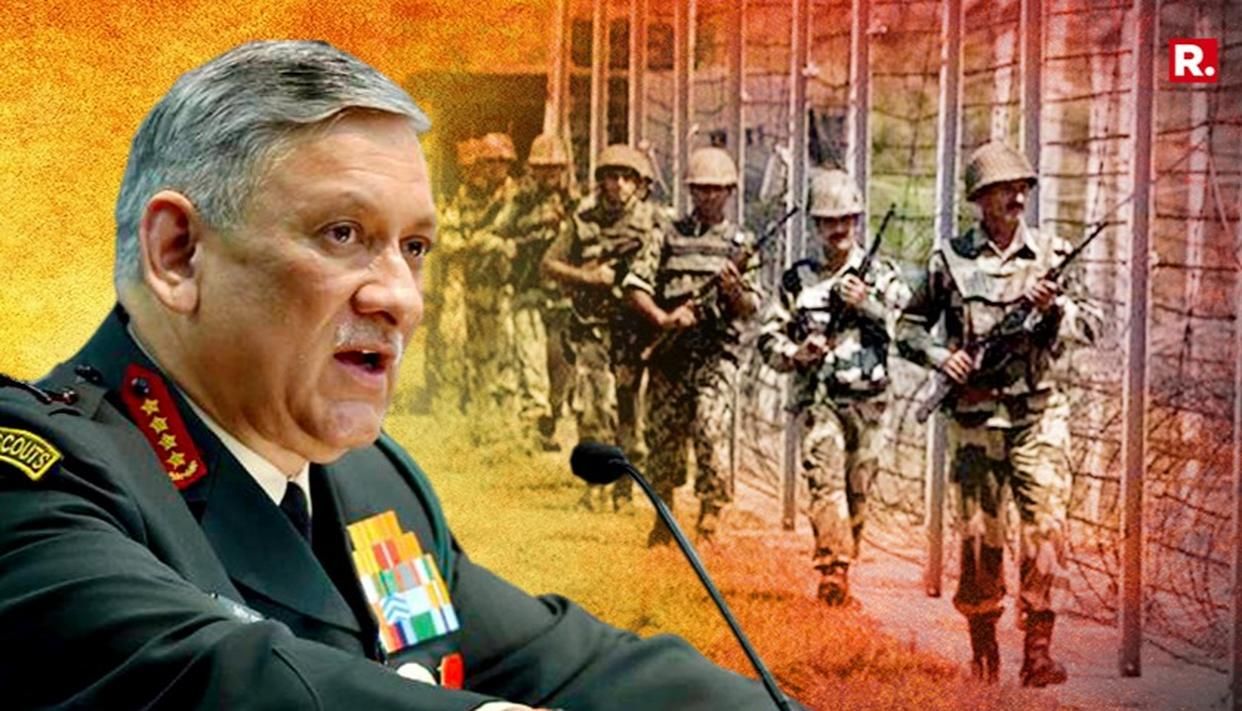 5 TIMES ARMY CHIEF SHUT DOWN THE INDIAN ARMY'S CRITICS