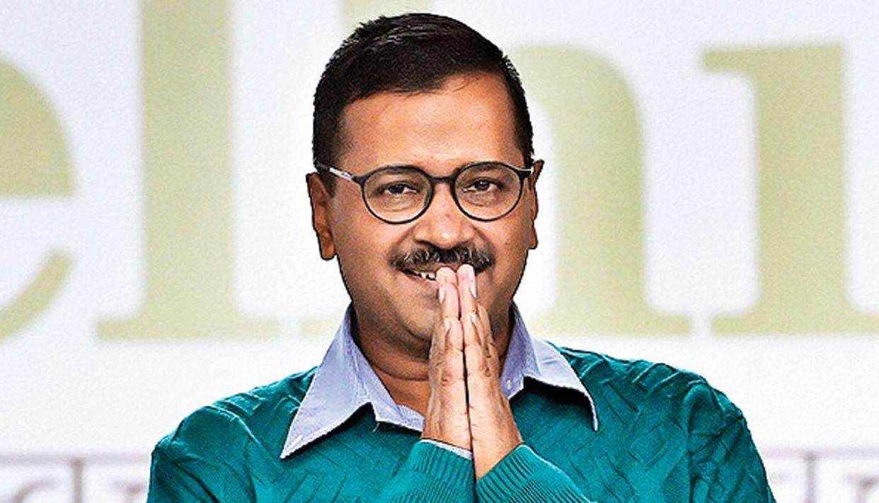 KEJRIWAL REACTS ON SUPREME COURT'S RULING