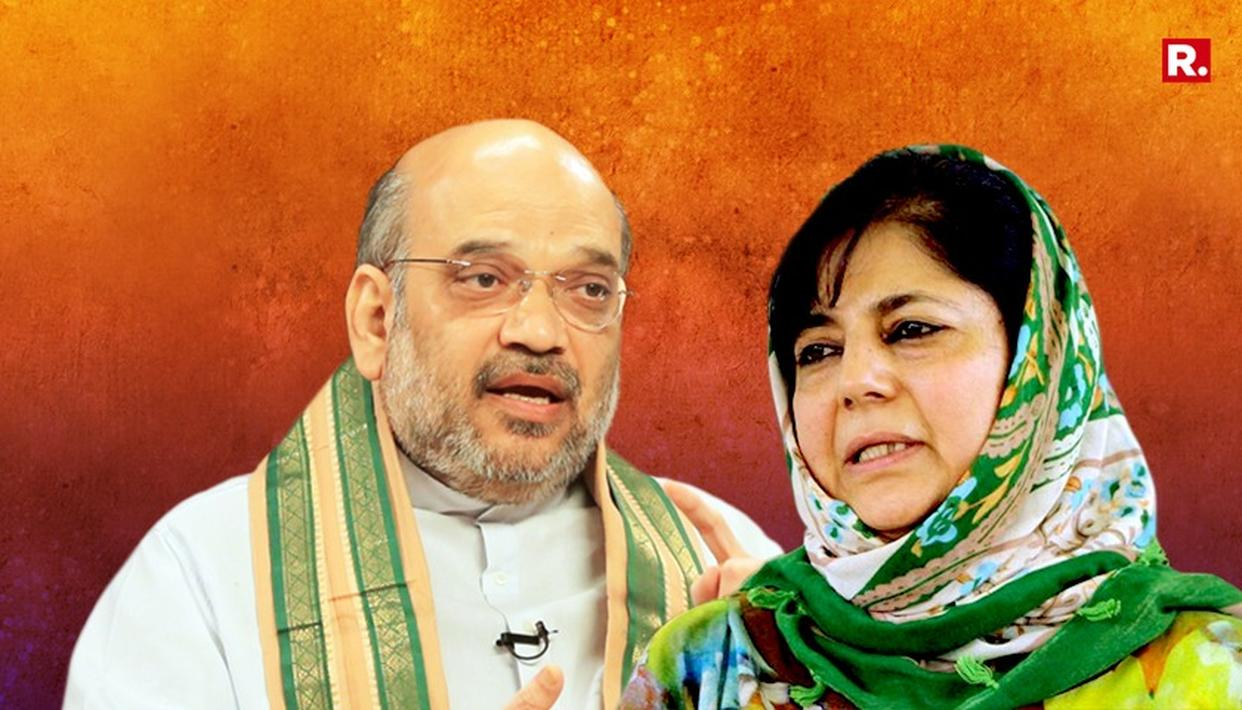 'HINDU CM' IN KASHMIR: BJP'S ALLIANCE CONDITION