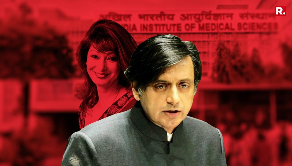 THAROOR APPEARS IN COURT: LIVE UPDATES HERE