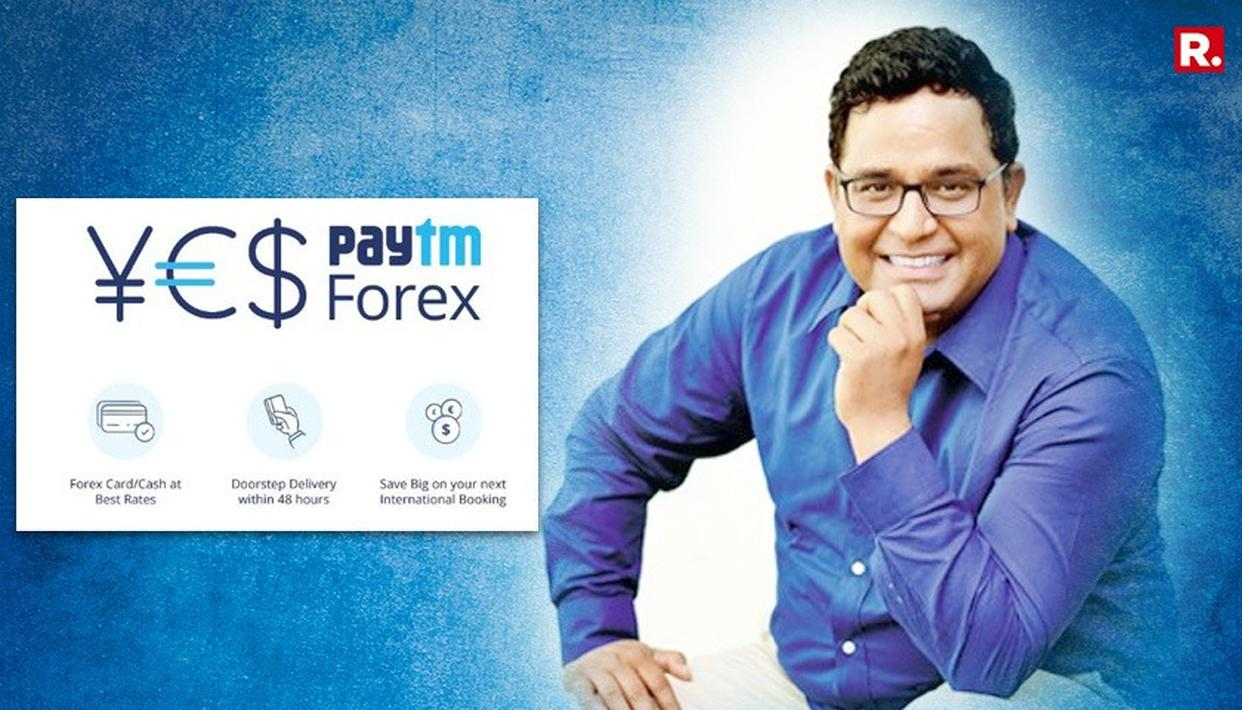 PAYTM FOREX CARD: HOW TO USE IT