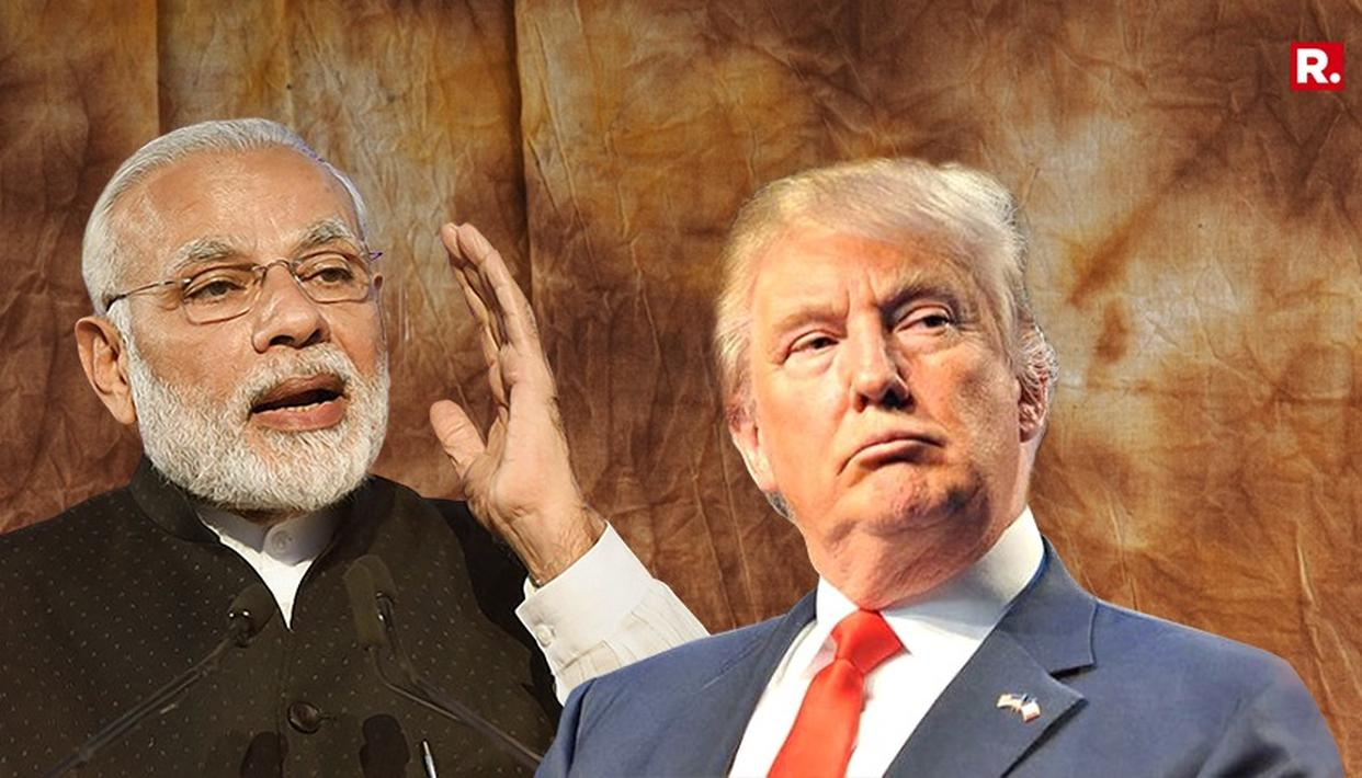 INDIA INVITES TRUMP TO BE CHIEF GUEST AT R DAY CELEBRATIONS IN 2019