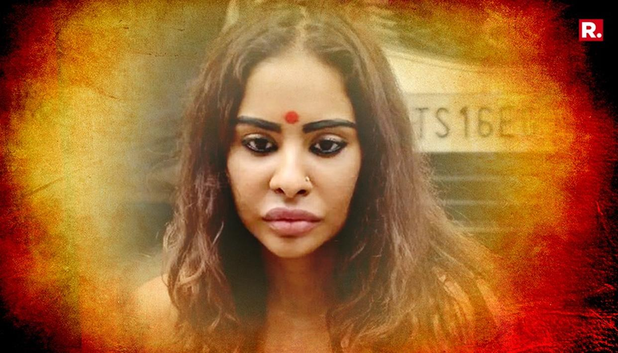 'LIFE IS AT RISK': SRI REDDY