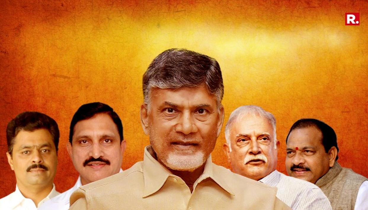 TDP BIG SUPPORT PUSH AHEAD OF THE MONSOON SESSION OF PARLIAMENT