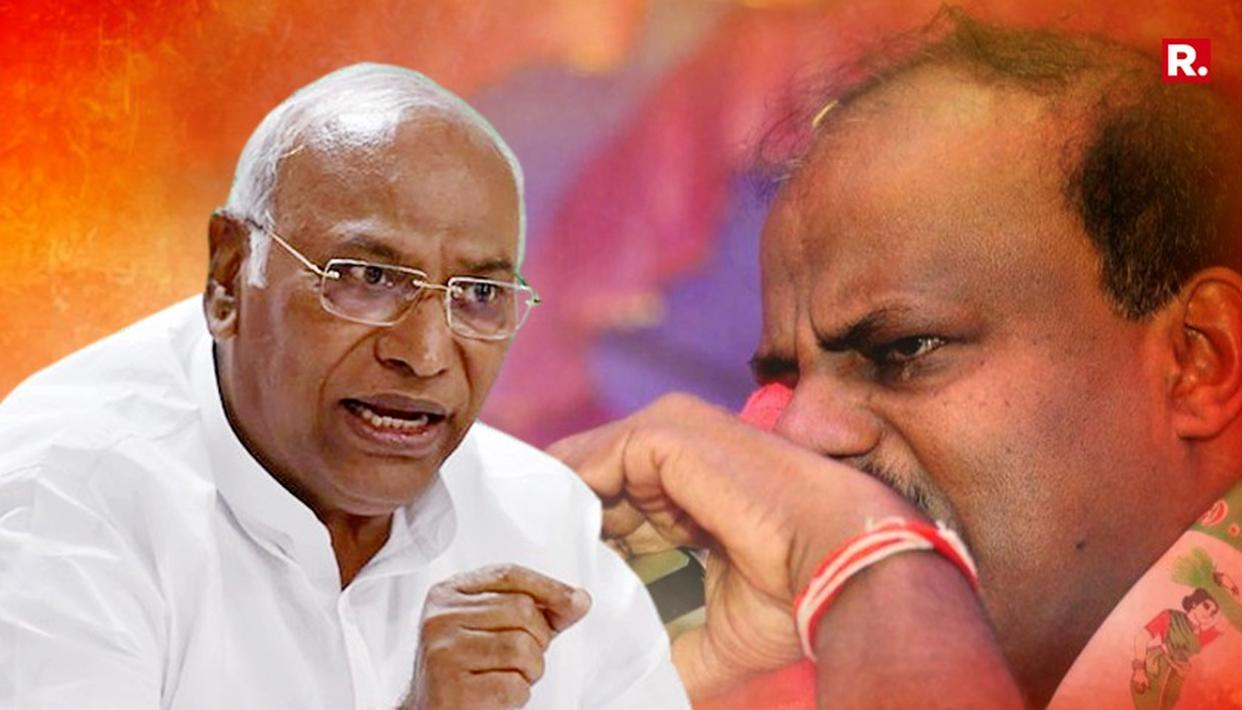 BE COURAGEOUS: KHARGE TO HDK