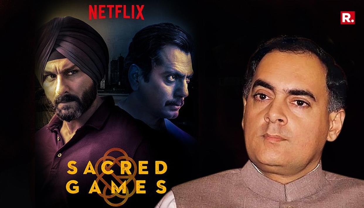 'ACTORS NOT LIABLE FOR DIALOGUES': DELHI HC ON SACRED GAMES