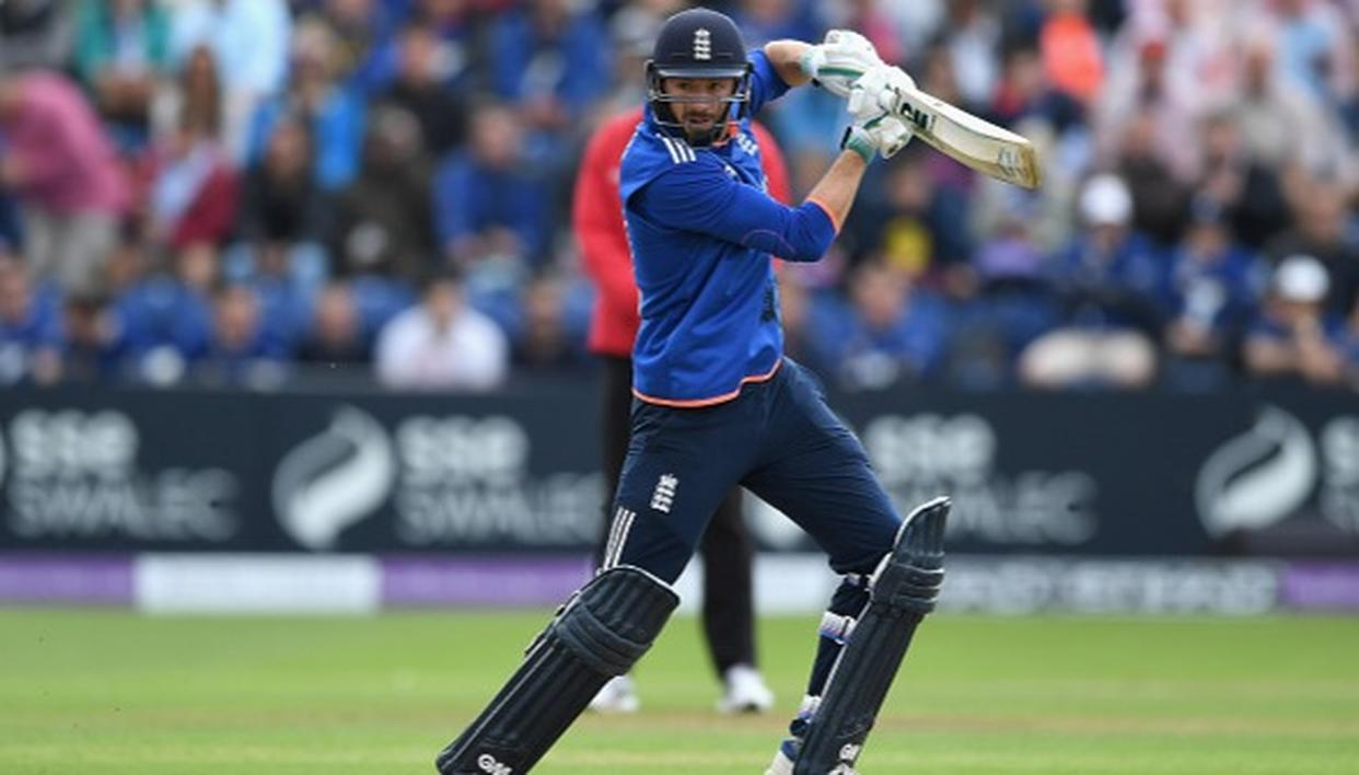 ENGLAND CALL UP JAMES VINCE