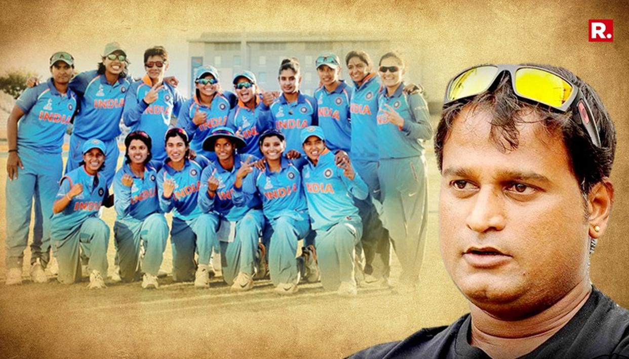 RAMESH POWAR SAYS HE IS HAPPY WITH THE NEW ROLE