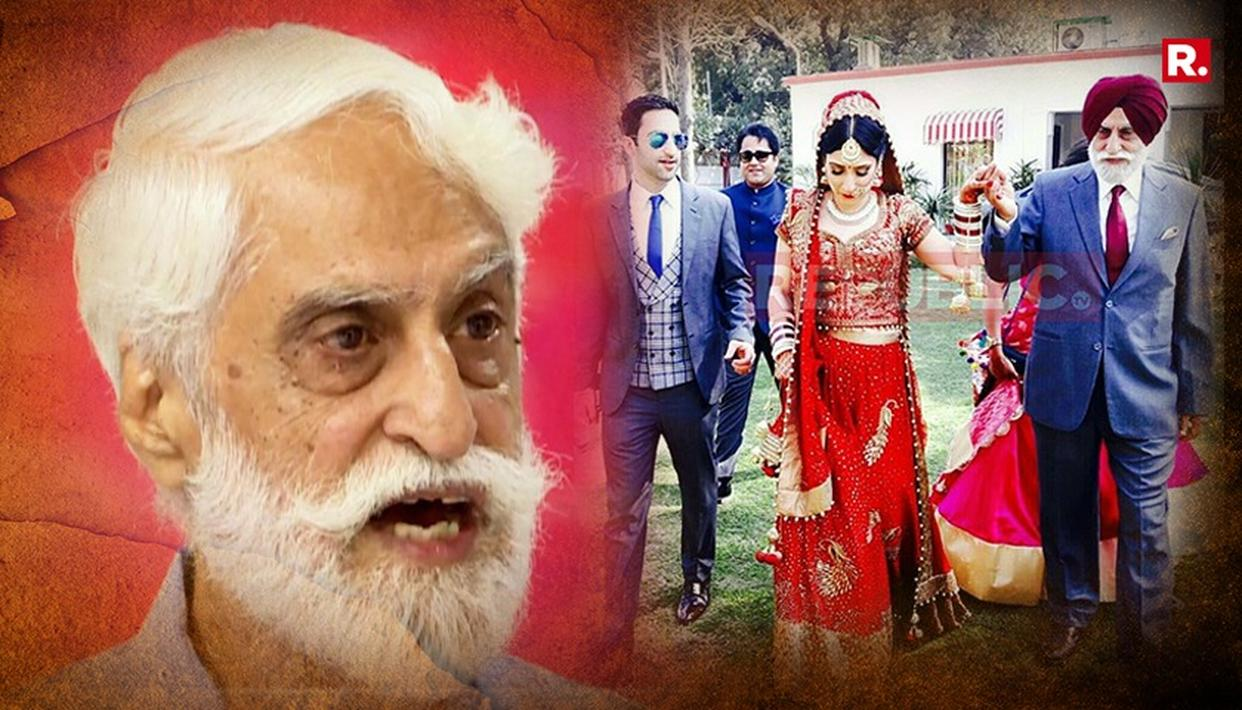 ANISSIA BATRA'S FATHER'S APPEAL TO PM