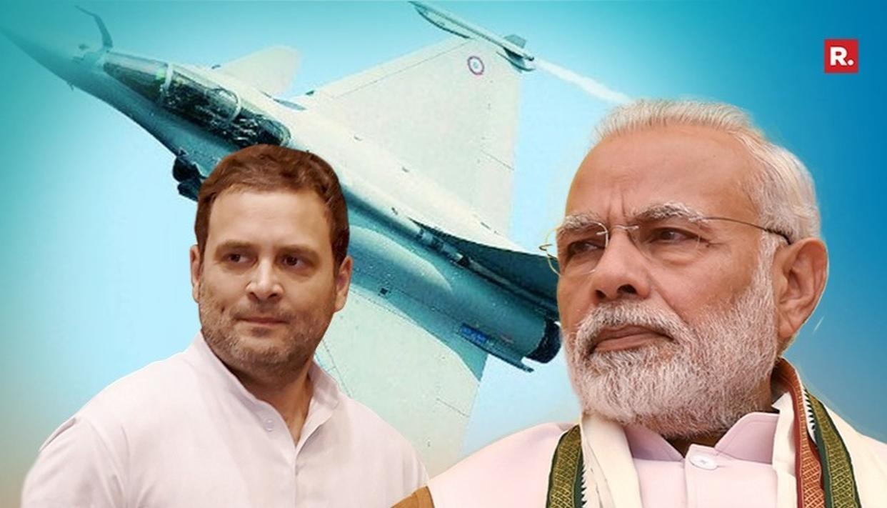 RAFALE CONTROVERSY: HOW THE PAPERS CONTRADICT HIS CLAIMS