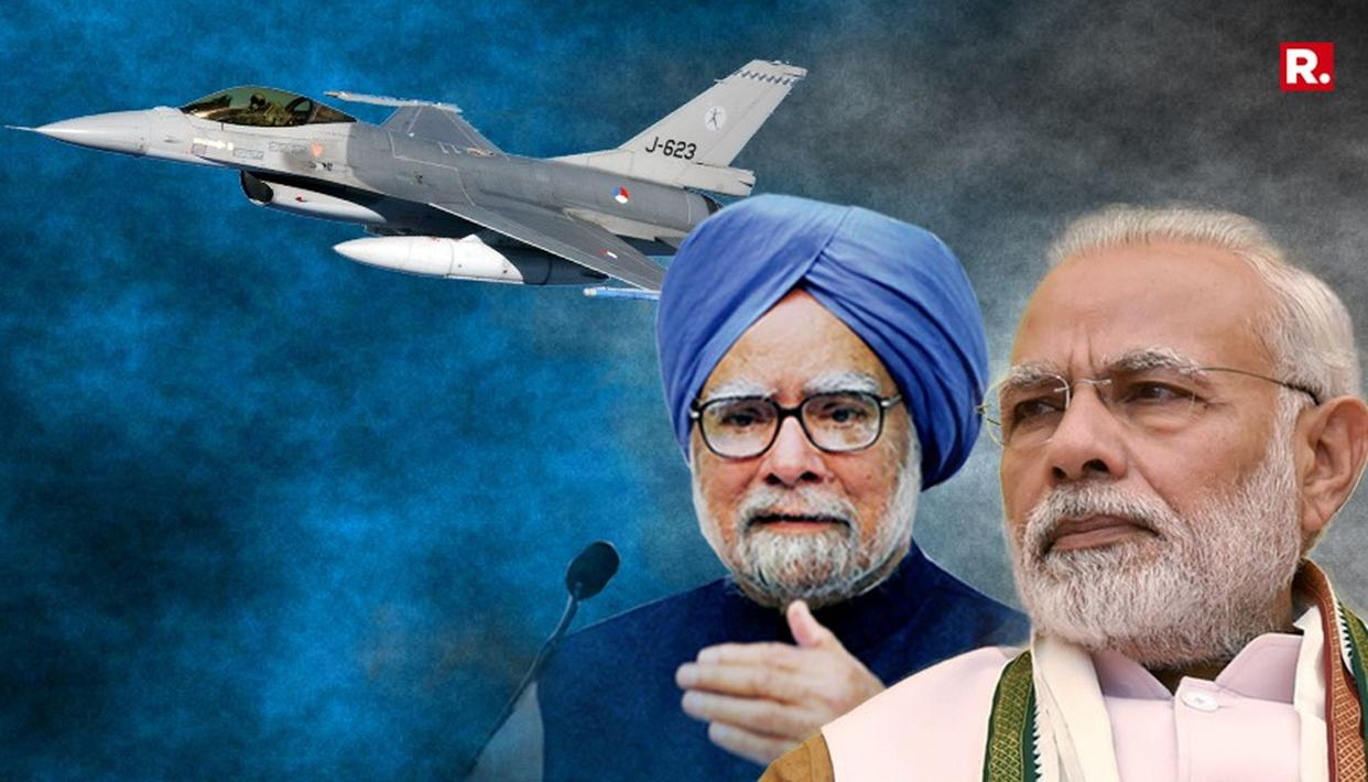 HERE'S WHY MODI GOVERNMENT'S RAFALE DEAL IS CHEAPER THAN THE UPA DEAL