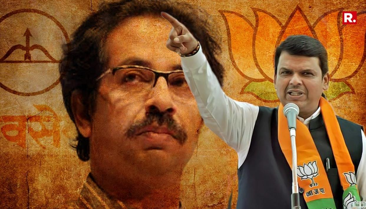 'FADNAVIS, NOT UDDHAV THACKERAY, CONTROLS SHIV SENA '