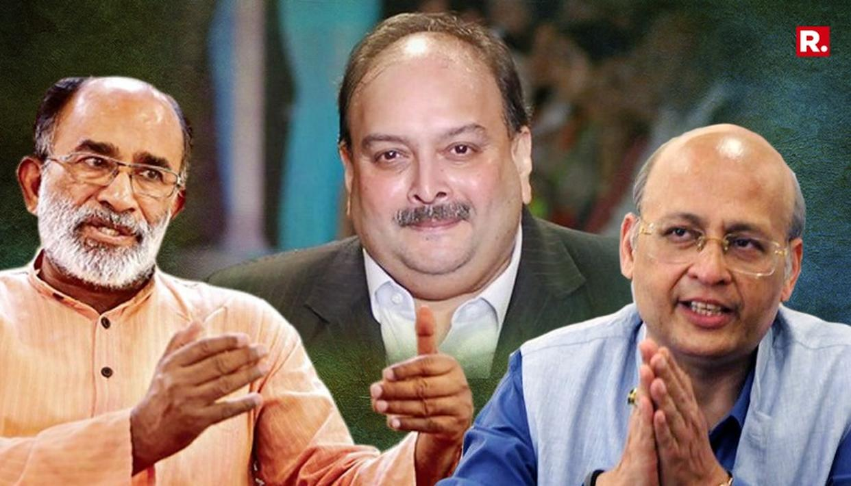 WATCH: GOVT FIRES BACK AT CONG OVER CHOKSI