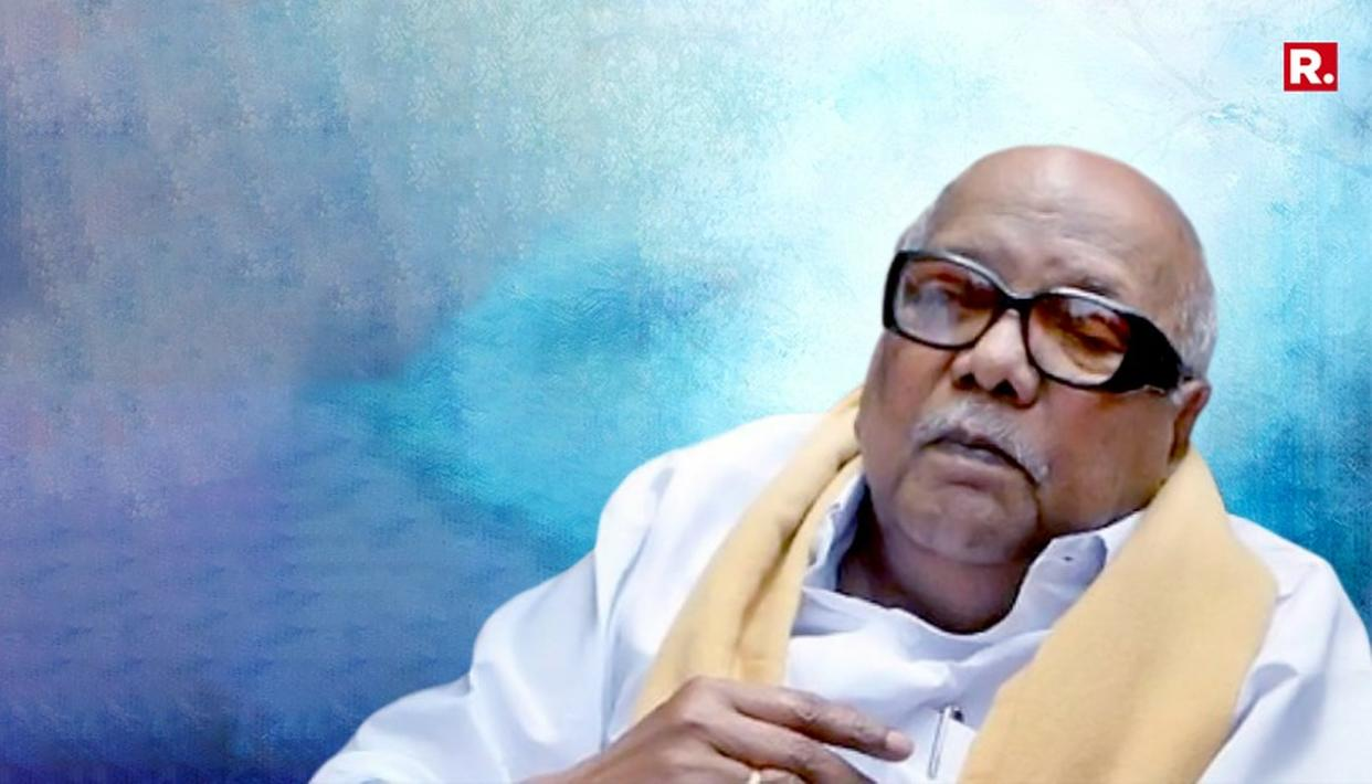 "LATEST: KARUNANIDHI TO REQUIRE ""EXTENDED HOSPITALISATION"""