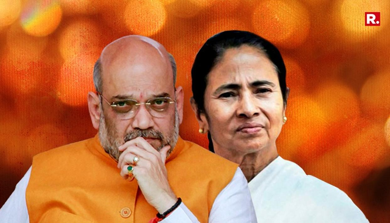 BJP TO TAKE ON MAMATA ON HER OWN TURF