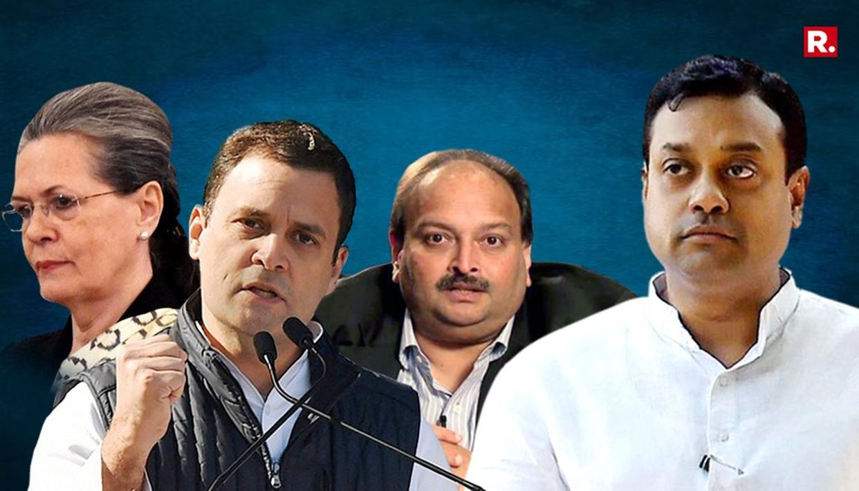 BJP CORNERS CONG ON CHOKSI, WIKILEAKS CABLE REVELATION