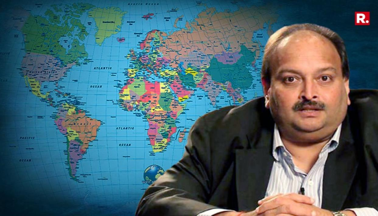 MEA SEEKS MEHUL CHOKSI'S EXTRADITION AS ANTIGUA-INDIA SIGN PACT