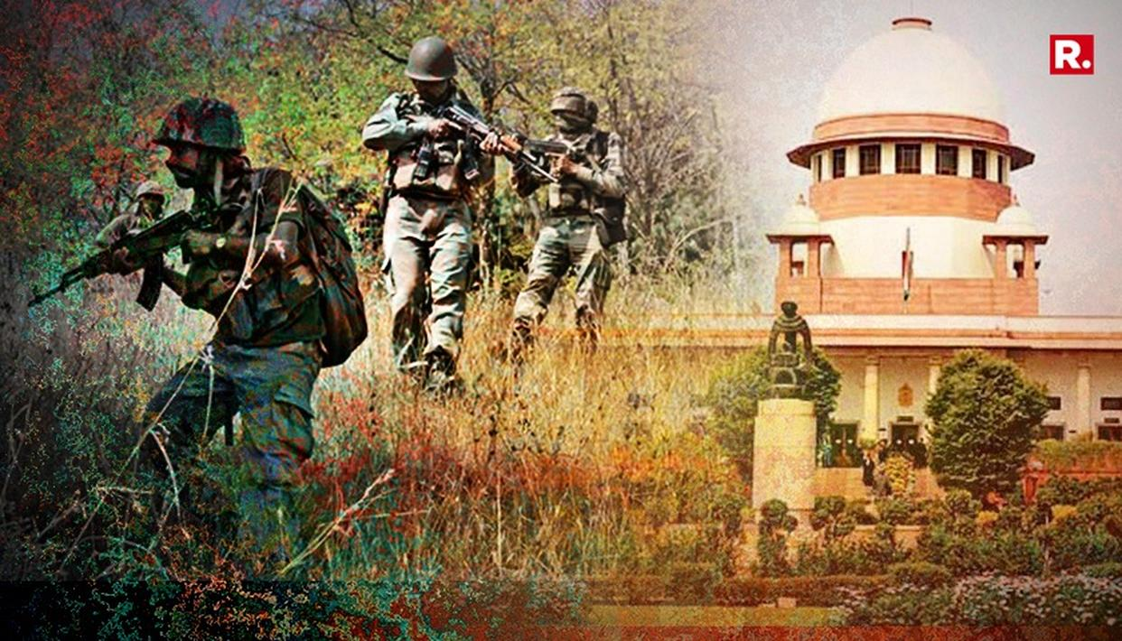 UNPRECEDENTED: SOLDIERS TO MOVE SC FOR FUNDAMENTAL RIGHTS