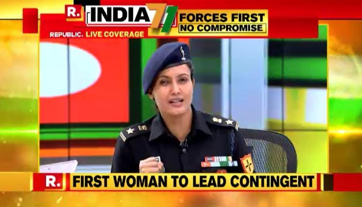 MEET LT. COL. SOPHIA QURESHI