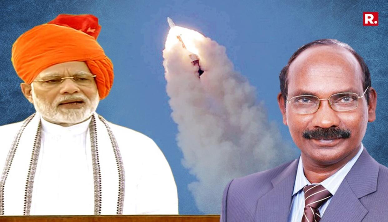 ISRO DIRECTOR CONFIRMS THAT PM MODI'S DEADLINE FOR GAGANYAAN IS POSSIBLE