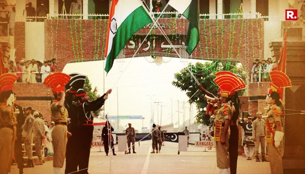 WATCH: THE ICONIC I-DAY BEATING RETREAT
