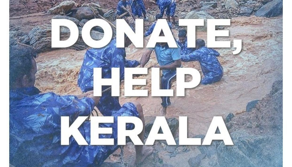 KERALA FLOODS | HERE'S HOW YOU CAN HELP