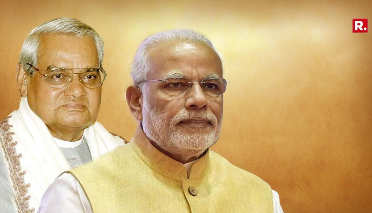'ATAL JI WAS FOR THE PEOPLE OF INDIA'