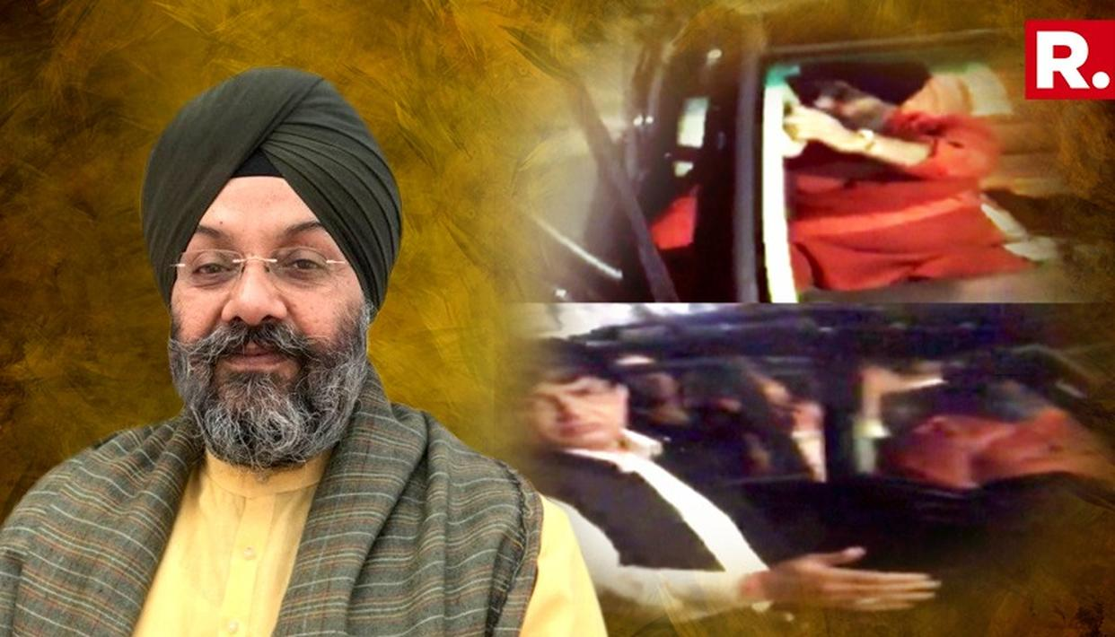 KHALISTAN SUPPORTERS ATTACK AKALI DAL LEADER IN NEW YORK