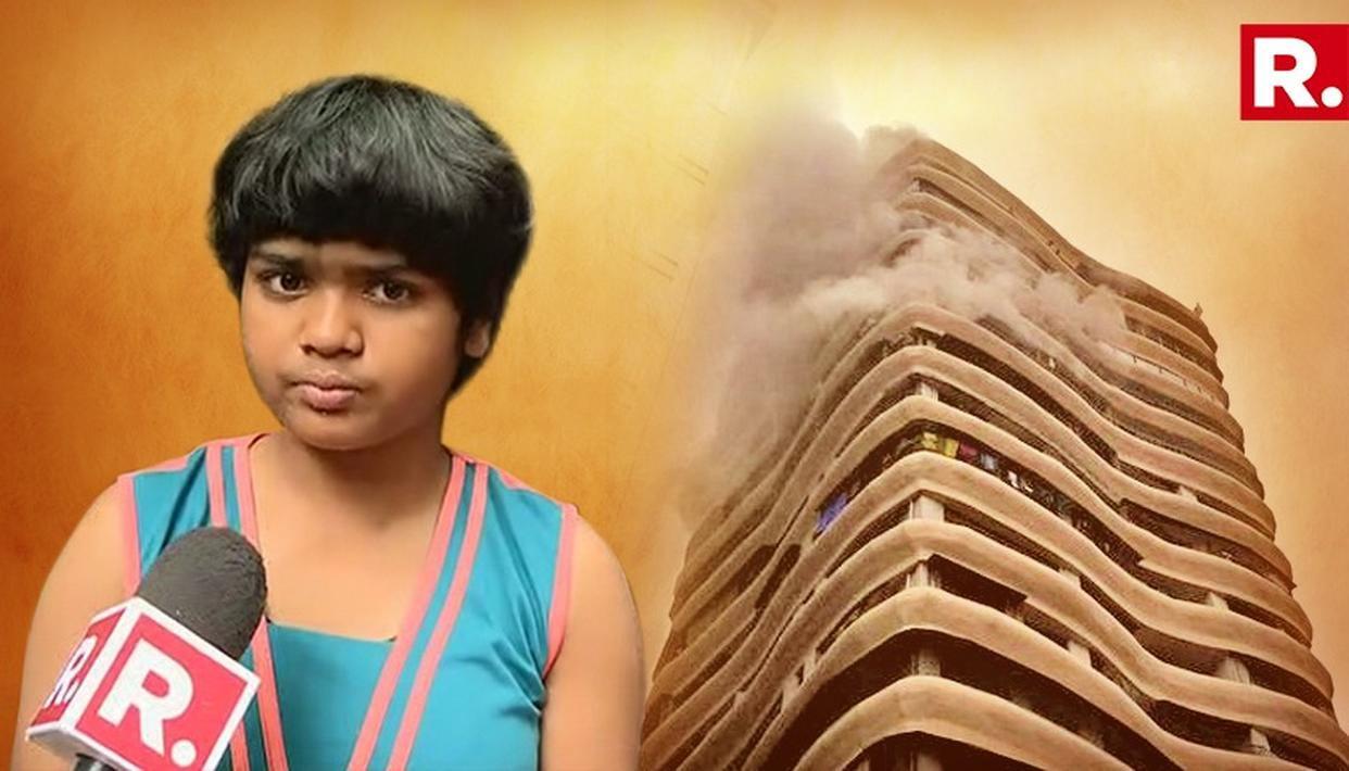 HOW A CLASS 10 GIRL SAVED OVER A DOZEN IN THE MUMBAI FIRE