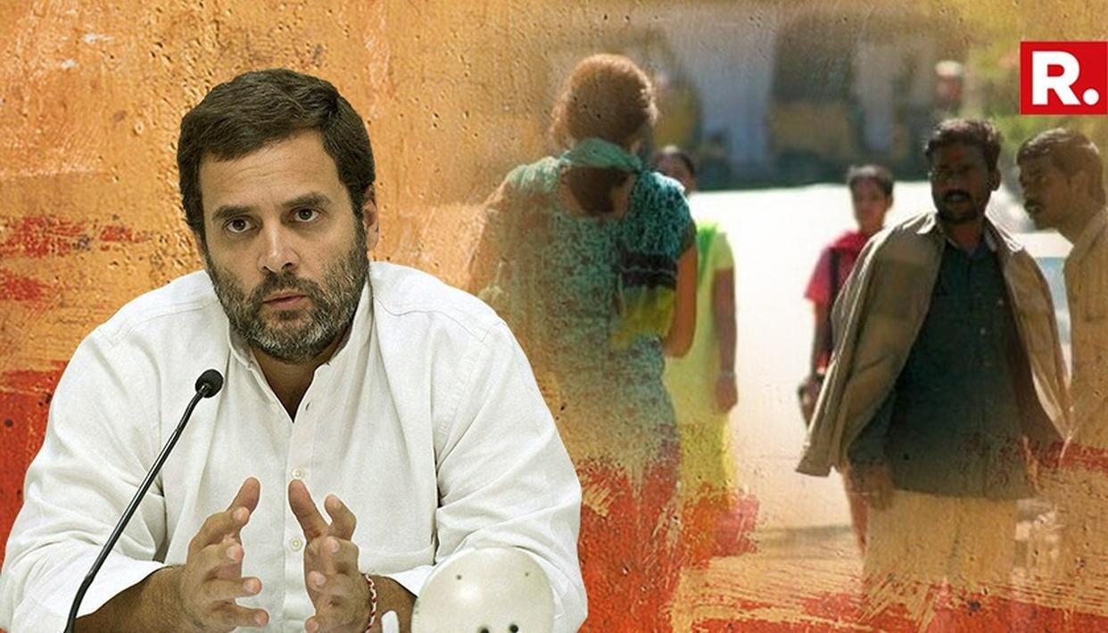 WOMEN SAFETY A CULTURAL ISSUE: RAHUL GANDHI
