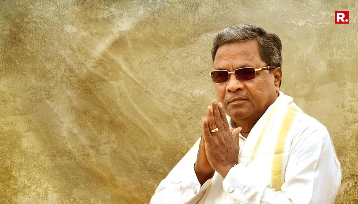 WISH TO BECOME CM AGAIN: SIDDARAMAIAH