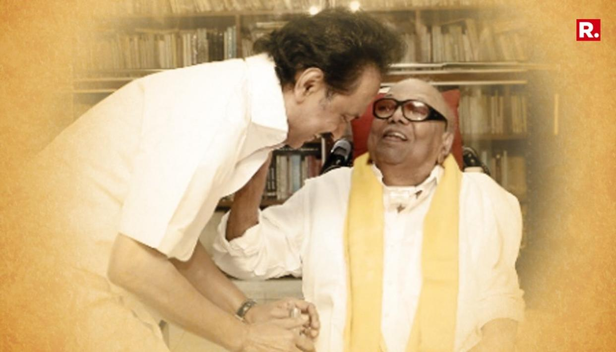 MK STALIN ALL SET TO BE ELEVATED: LIVE