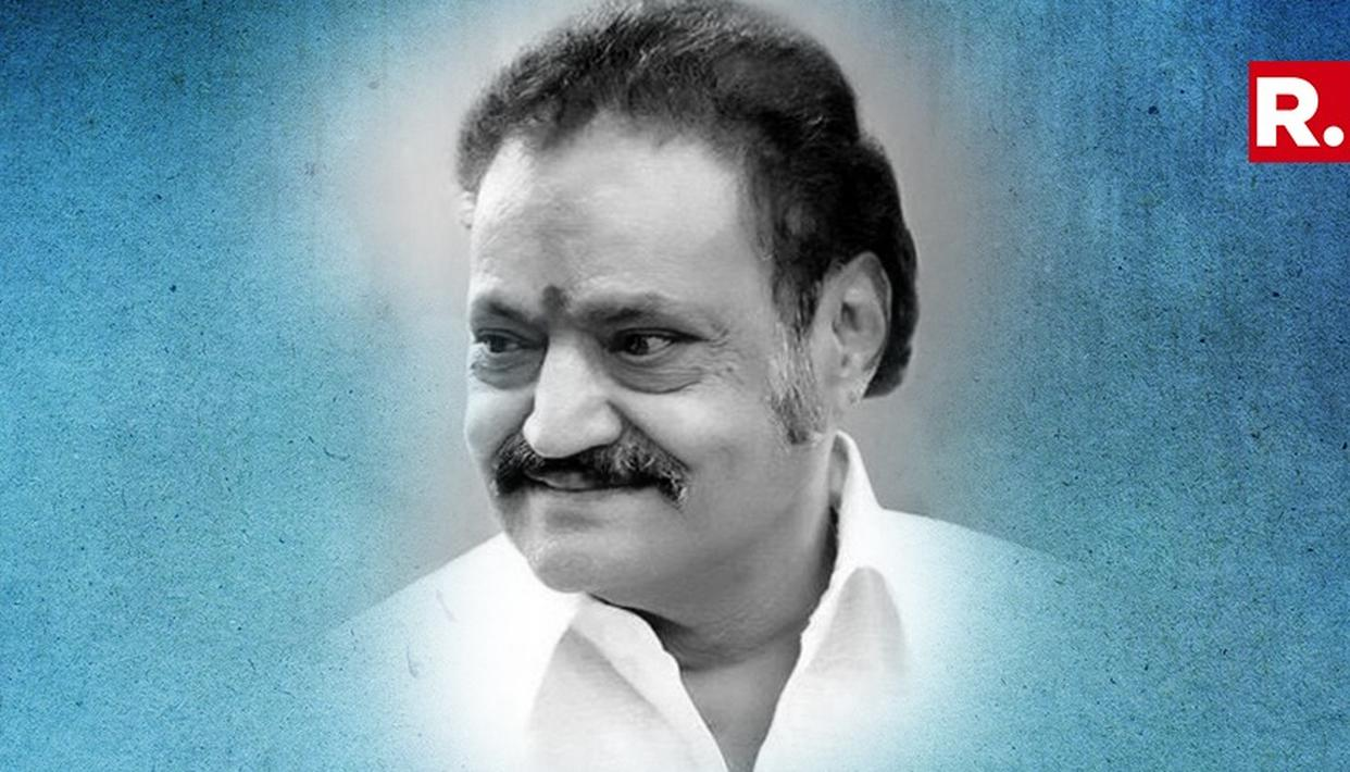 ACTOR-POLITICIAN NANDAMURI HARIKRISHNA NO MORE