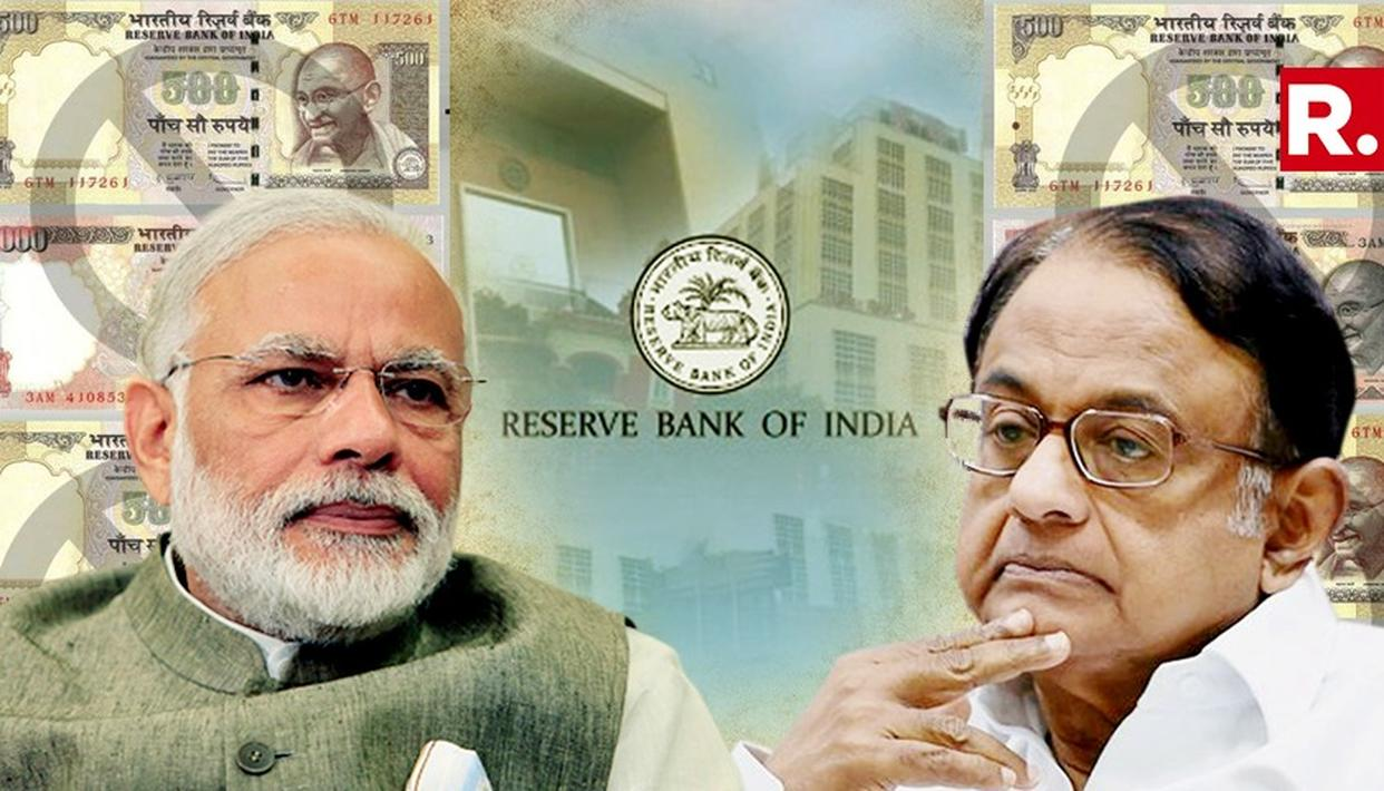 RBI REVEALS DEMONETISATION RETURNS