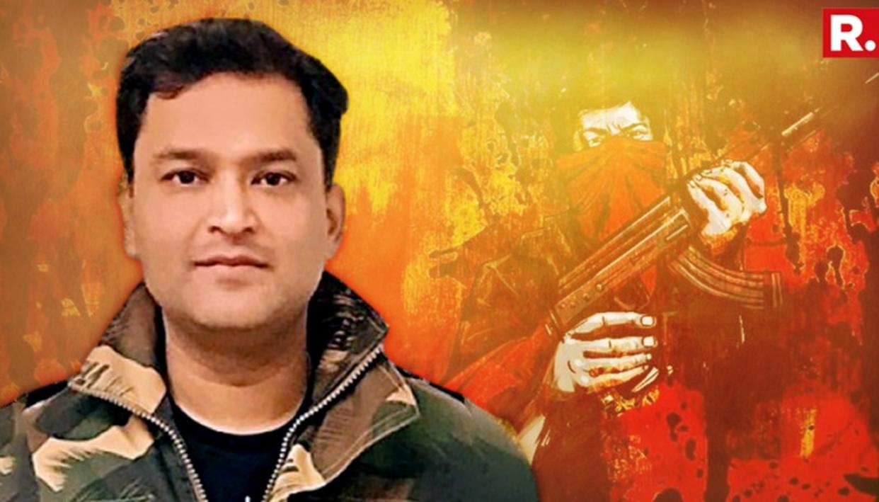 URBAN NAXALS ARE THE OXYGEN NAXALS NEED TO CARRY OUT THEIR OPs: MAJ ARYA