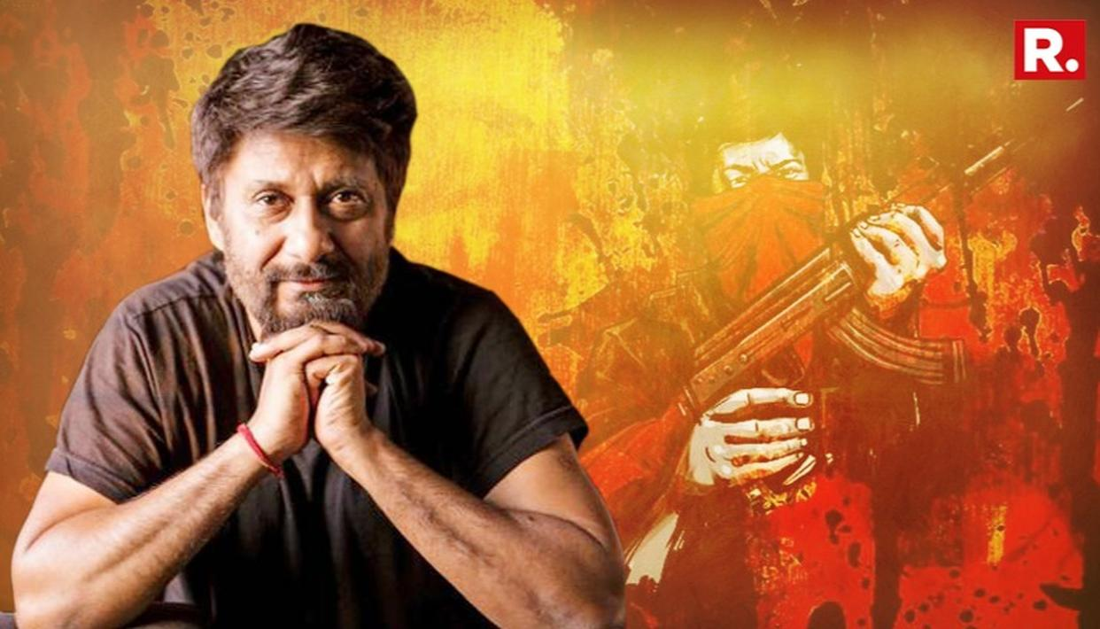 URBAN NAXALS ARE THE INVISIBLE ENEMIES OF INDIA: VIVEK AGNIHOTRI