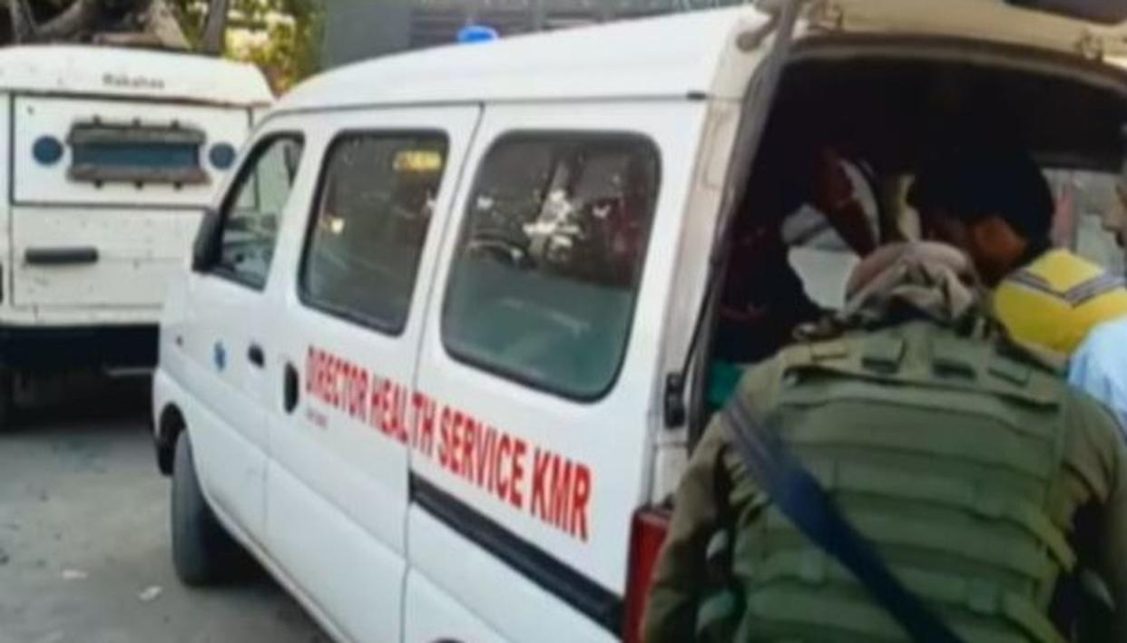 4 POLICE OFFICERS MARTYRED IN SHOPIAN TERROR ATTACK